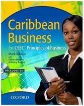 Caribbean Business for CSEC Principles of Business boek + cd
