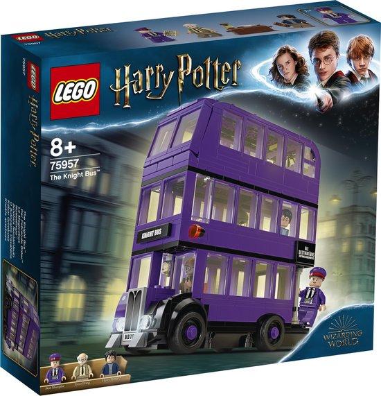 Lego 6278192 Lego Harry Potter De Collectebus – 75957, Multicolor