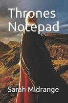 Thrones Notepad