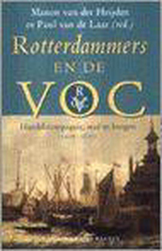 Rotterdammers En De Voc - M. Heijden   Fthsonline.com