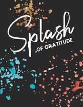 Splash of Gratitude