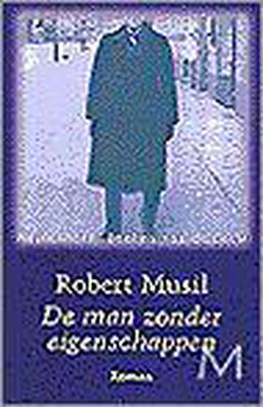 De man zonder eigenschappen - Robert Musil |
