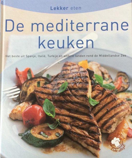 De Mediterrane keuken - none   Fthsonline.com