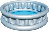 Bestway - Opblaasbaar Zwembad - 152 x 33 cm - Zilver
