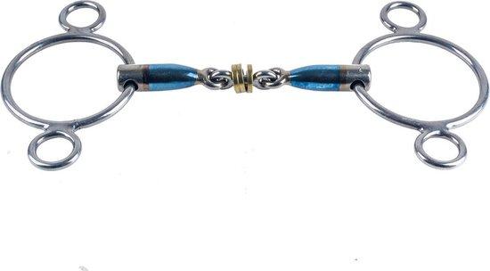 Trust Sweet Iron-3 ring-brass ring-16mm