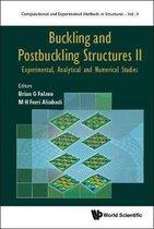 Buckling And Postbuckling Structures Ii
