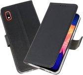 Bestcases Pasjeshouder Telefoonhoesje Samsung Galaxy A10 - Zwart