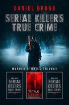 Omslag Serial Killers True Crime: Murder Stories Trilogy