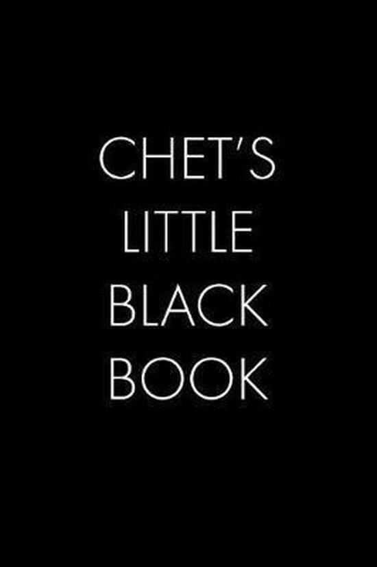 Chet's Little Black Book