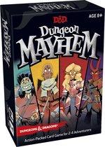 D&D Dungeon Mayhem - Engelstalig Kaartspel