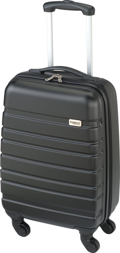Princess Traveller Singapore Handbagage koffer 55 cm - Zwart