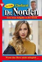 Chefarzt Dr. Norden 1146 – Arztroman