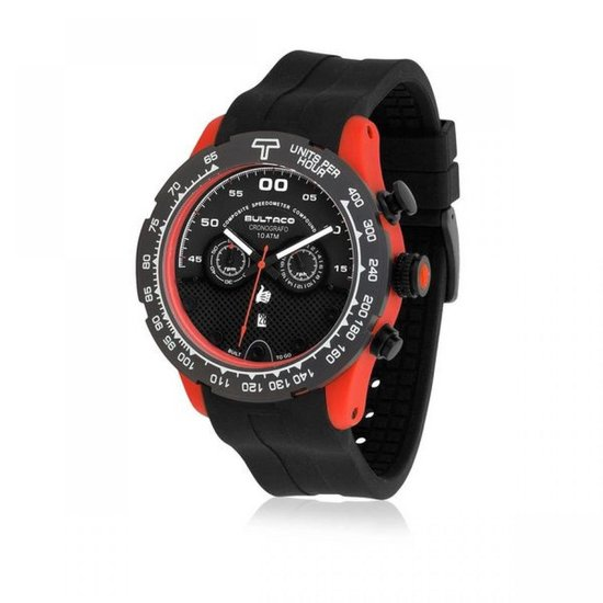 Men's Watch Bultaco H1po48c-sb2 (48 Mm)