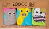 Zoocchini oefenbroekjes girl 3 st. 2-3Y