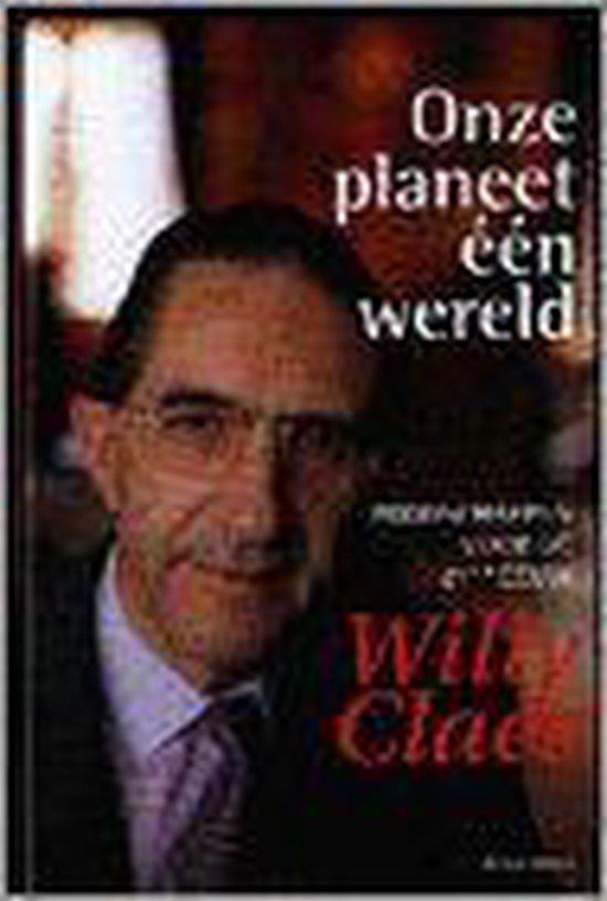 ONZE PLANEET, EEN WERELD - Ernest Claes  