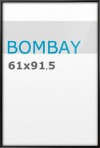 Acaza - Bombay - Fotolijst - Plexiglas/Kunststof - 61x91cm - Zwart