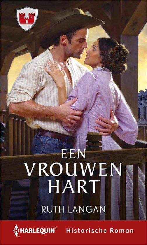 Harlequin- Een vrouwenhart - Ruth Langan |