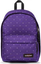 Eastpak Out Of Office Rugzak 14 inch laptopvak - Little Stripe