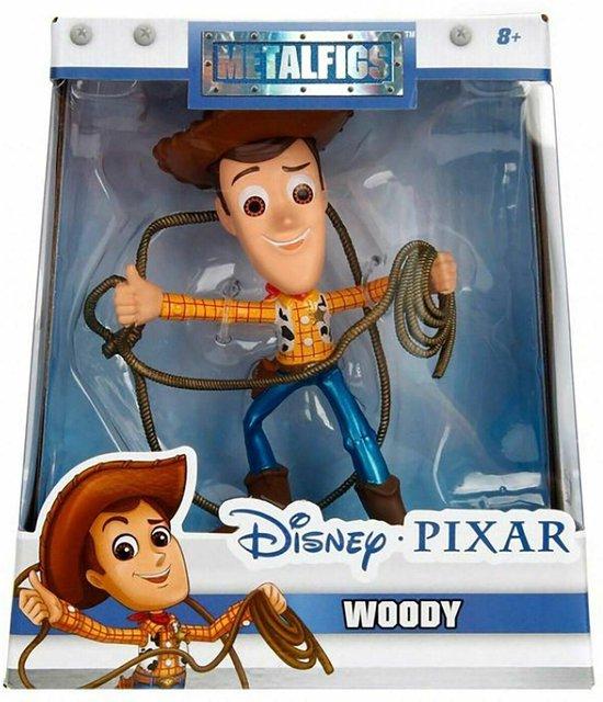 DISNEY - METAL Die Cast Figure 10 cm - Woody