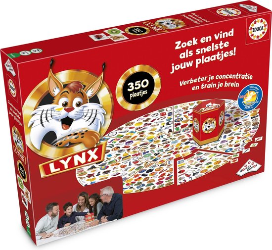 Lynx Zoekspel