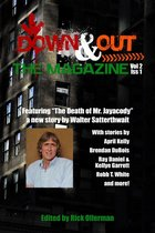 Omslag Down & Out: The Magazine Volume 2 Issue 1