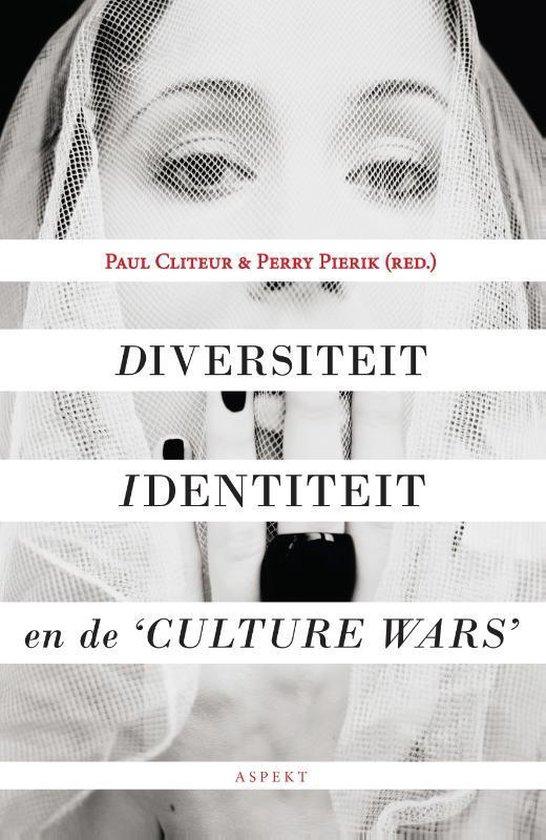 Boek cover Diversiteit, identiteit en de culture wars van  (Paperback)