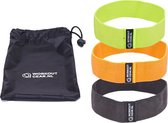 Workout Gear - 3 Weerstandsband Set - 11-16kg - Inclusief handleiding
