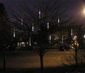 Kerst - LED Meteoorregen Buis - 50 cm - RGB