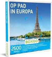Bongo Bon Nederland - Op pad in Europa Cadeaubon - Cadeaukaart cadeau voor man of vrouw | 2600 hotels in Europa: hip en charmant, prachtige kastelen en meer
