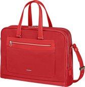 Samsonite Laptopschoudertas - Zalia 2.0 Bailhandle 2 vakken 15.6 inch Classic Red