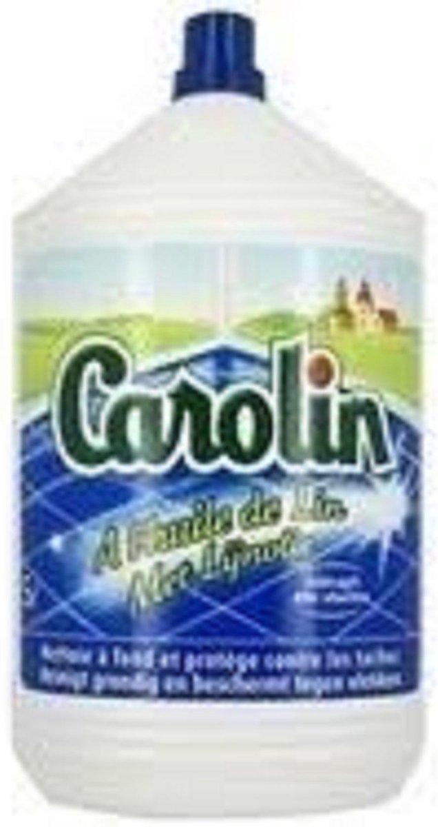 Carolin tegelreiniger met lijnolie - 5 liter