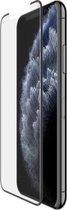 Belkin Tempered Glass Curved screenprotector - iPhone X, iPhone Xs, iPhone 11 Pro - Zwarte rand
