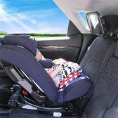 Autospiegel Baby Verstelbaar - Achterbank Spiegel Baby - Achteruitkijkspiegel XL - Baby Spiegel Auto