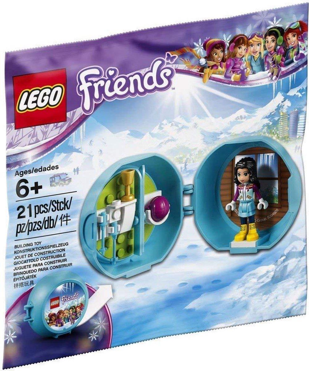 LEGO Friends 5004920 Ski Pod (Polybag) - verpakt in zakje
