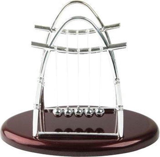 Afbeelding van het spel 12mm Newton's Cradle balans bal fysica wetenschap leuk Bureau speelgoed