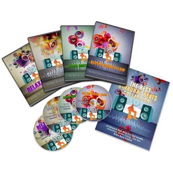 Boek cover Best Binaural Beats Collection, The - Sleep Aid van Empowered Living (Onbekend)