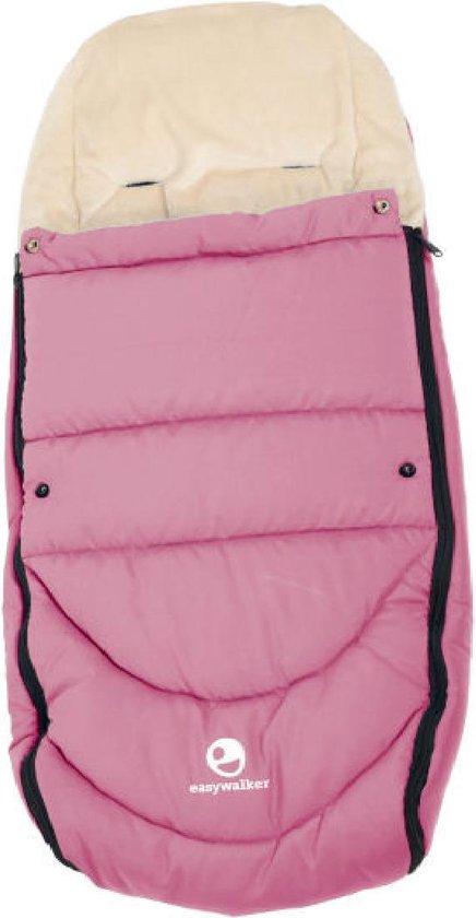 Product: Easywalker June Voetenzak - Pink, van het merk Easywalker