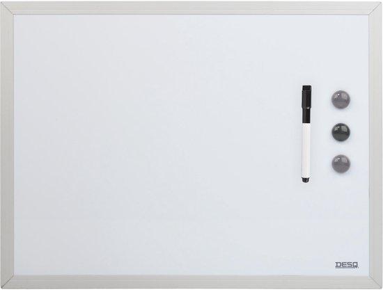Afbeelding van Desq magnetisch whiteboard - 40 x 60 cm