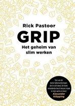 Boek cover Grip van Rick Pastoor (Paperback)