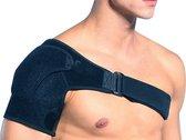 Maoo Orthopedische Schouderbrace - Extra Verstelbaar & Stabiliteit - Zwart
