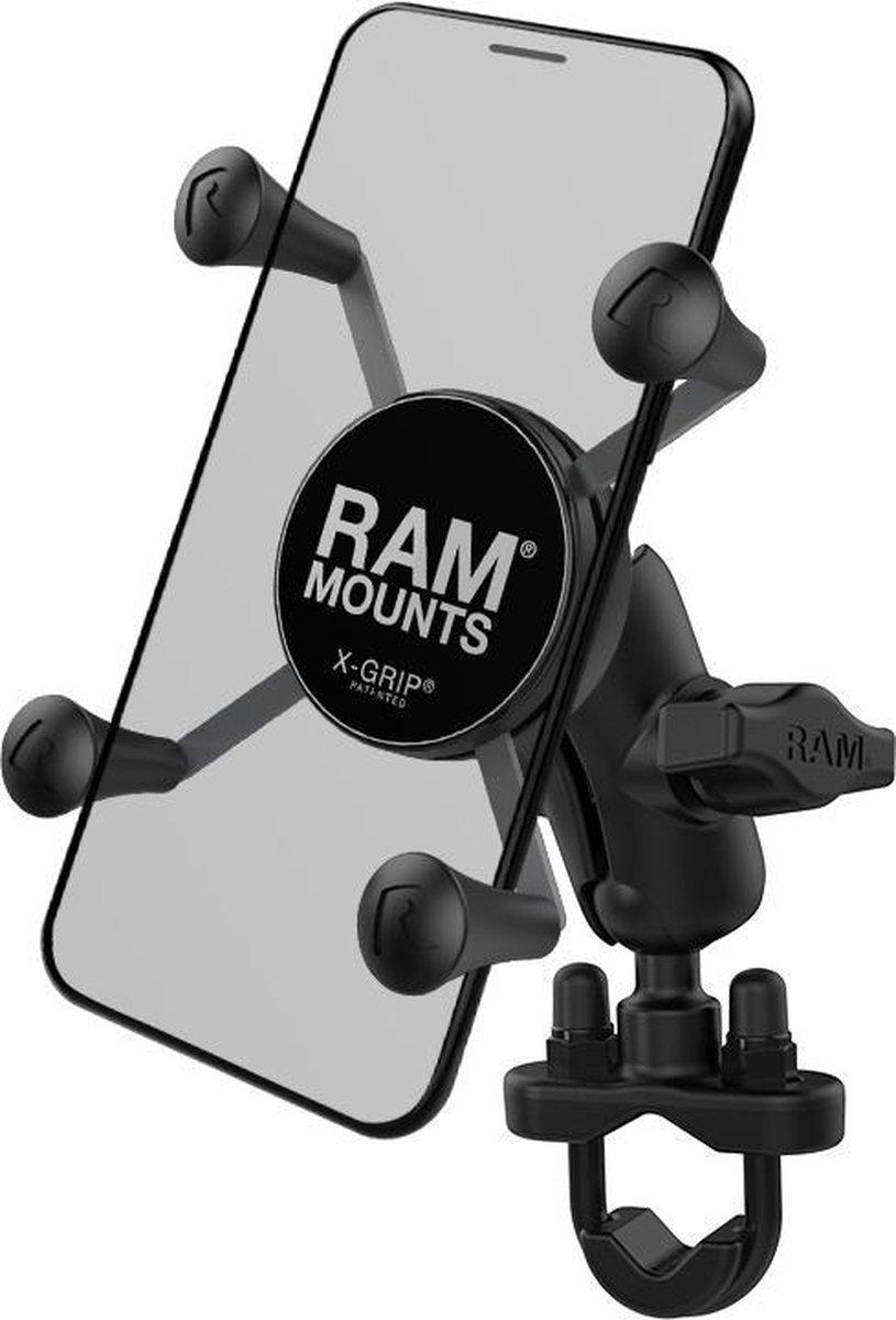 RAM Mounts RAM-B-149Z-A-UN7U - Mobiele telefoon/Smartphone Actieve houder voor op de fiets - Zwart