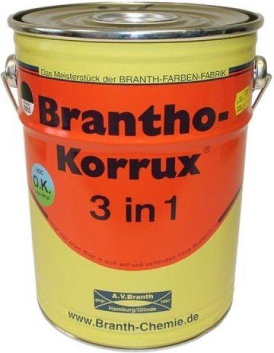 Brantho Korrux 3 in 1 750ML - RAL 2011
