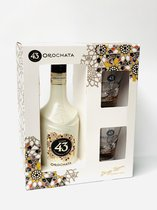 Licor 43 Orochata - 70 cl met 2 glazen