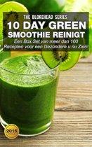 10 DayGreen smoothie reinigt : Een Box Set van meer dan 100 recepten voor een gezondere u nu zien!