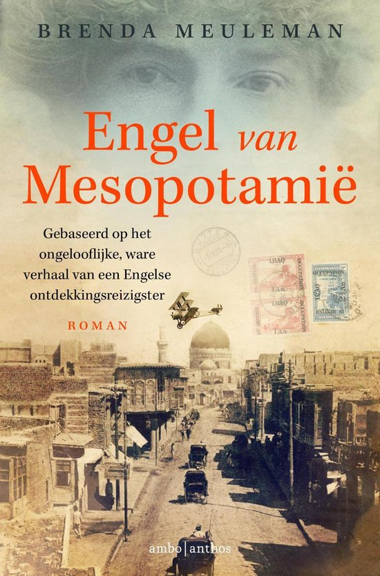 Engel van Mesopotamië - Brenda Meuleman   Fthsonline.com