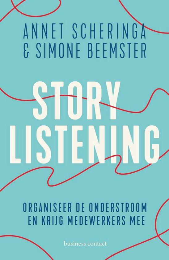 Storylistening - Annet Scheringa |