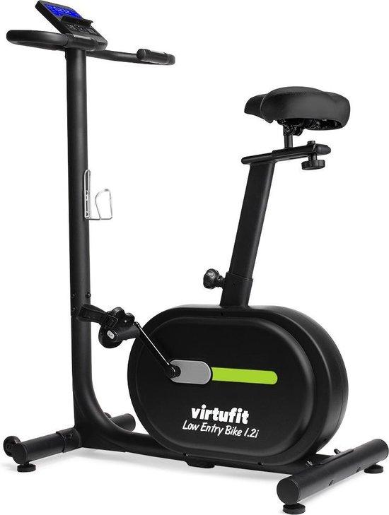 Hometrainer - VirtuFit Low Entry Bike 1.2i - Fitness Fiets - Home Trainer - Zwart