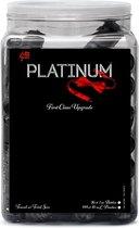 Wet Platinum Siliconen Glijmiddel 36 X 30 ML in counter bowl display