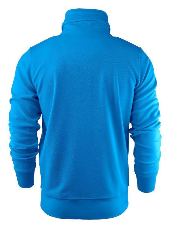 Printer Jog Sweatshirt 2262036 Oceaanblauw
