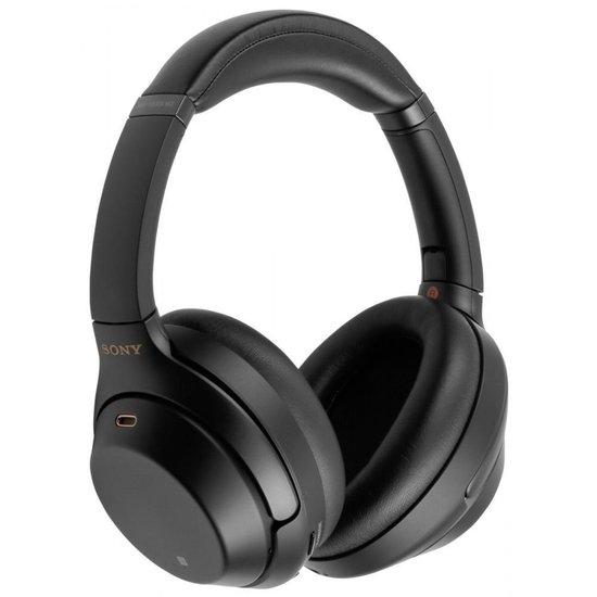 Sony WH-1000XM3 - Draadloze Bluetooth over-ear koptelefoon met Noise Cancelling - Zwart - Sony
